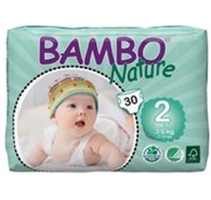 Bambo Nature No:2 Mini 3-6kg