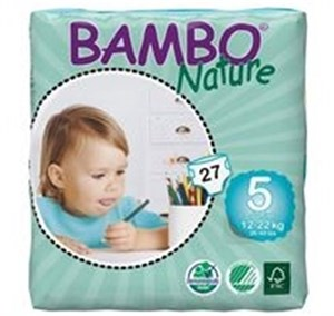 Bambo Nature No:5 Junior 12-22kg